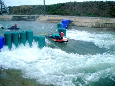 Calendrier Stade d'eau vive